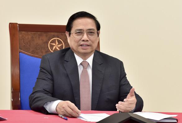 Thủ tướng điện đàm tổng giám đốc AstraZeneca, tăng phân bổ vắc xin cho Việt Nam - Ảnh 1.