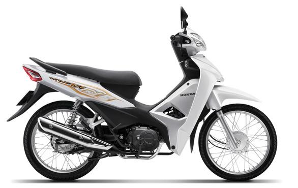 Nhìn lại vị thế thị trường xe máy Việt - Ảnh 1.