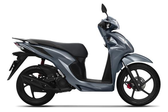 Nhìn lại vị thế thị trường xe máy Việt - Ảnh 2.