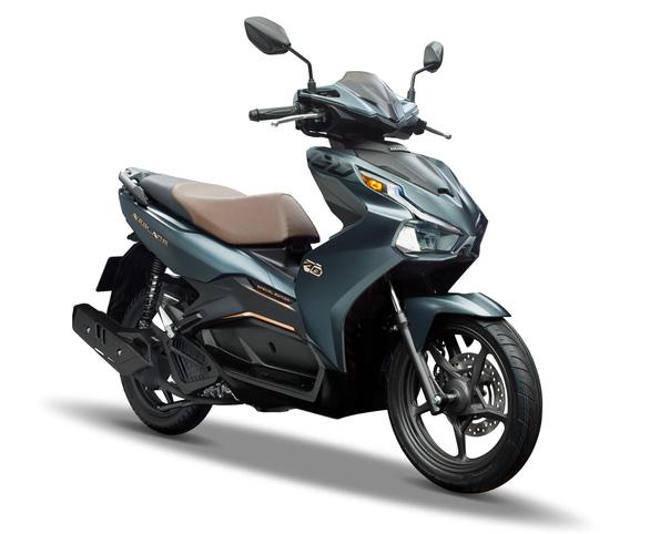 Nhìn lại vị thế thị trường xe máy Việt - Ảnh 3.