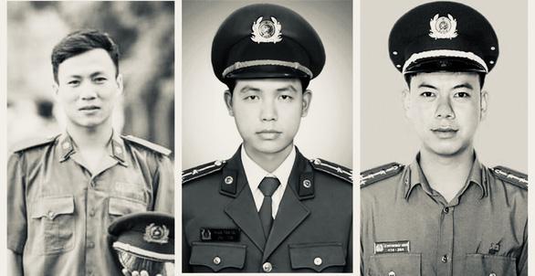 Tiếc thương những chiến sĩ công an hy sinh trong cuộc chiến chống COVID-19 - Ảnh 2.