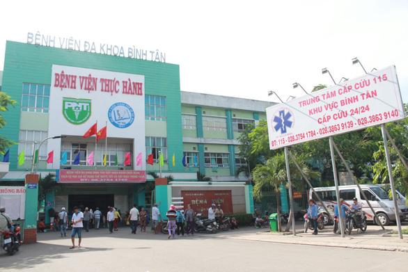 Bệnh viện quận Bình Tân thu 36 triệu đồng tiền viện phí của người mắc COVID-19 tử vong - Ảnh 1.