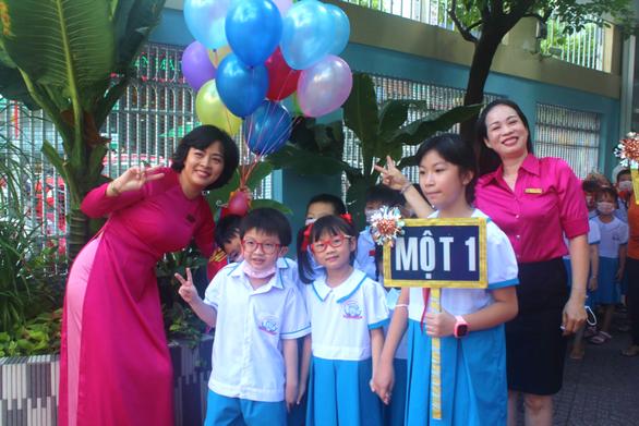 TP.HCM hỗ trợ 100% học phí kỳ 1 cho học sinh công lập và ngoài công lập - Ảnh 1.