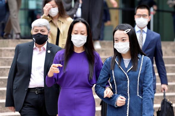 Phiên tòa dẫn độ công chúa Huawei kết thúc sau 1.000 ngày - Ảnh 1.