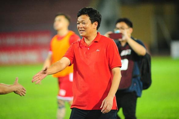 Chủ tịch CLB Hải Phòng phủ nhận bôi nhọ VPF, tiếp tục đề nghị dừng V-League 2021 - Ảnh 1.