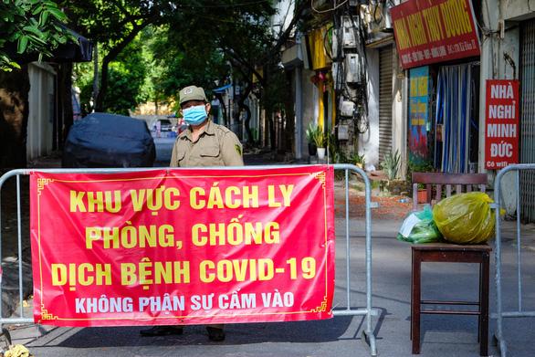 Trưa 2-8, Hà Nội thêm 52 ca COVID-19 mới, 31 ca tại cộng đồng - Ảnh 1.