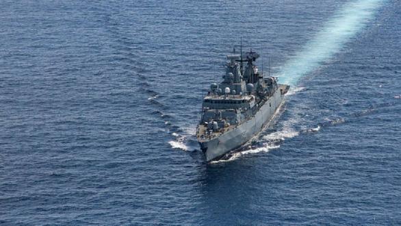 Tàu chiến Đức lên đường tới Biển Đông lần đầu tiên trong gần 20 năm - Ảnh 1.