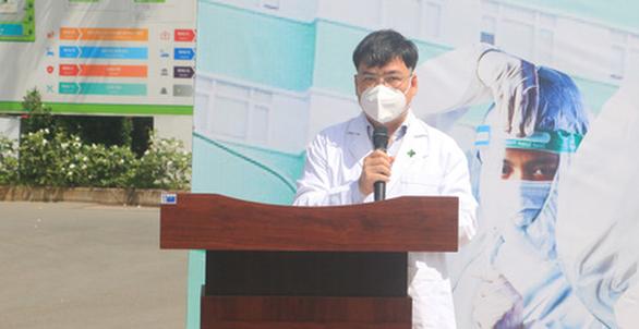 Chủ tịch TP.HCM: 'Phát huy thế mạnh bệnh viện tư nhân để điều trị bệnh nhân COVID-19' - Ảnh 3.