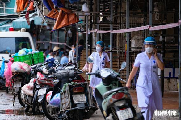 Sáng 2-8, Hà Nội thêm 45 ca COVID-19 mới, đa số phát hiện tại cộng đồng - Ảnh 1.