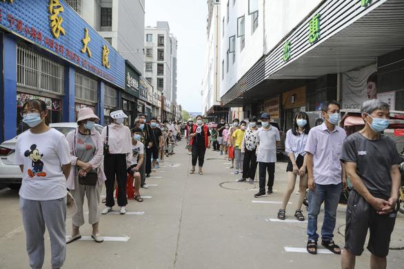 Trung Quốc phong tỏa hàng triệu dân, yêu cầu bảo vệ Bắc Kinh bằng mọi giá - Ảnh 1.