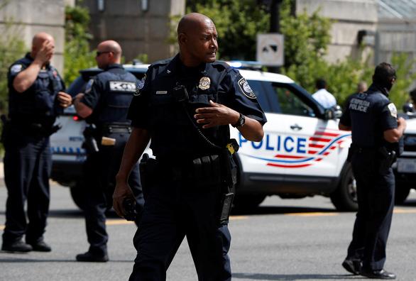 Mỹ bắt kẻ dọa cho nổ bom gần Đồi Capitol - Ảnh 1.