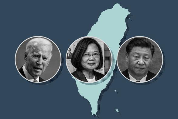 Ông Biden lỡ miệng về kịch bản Đài Loan bị tấn công - Ảnh 1.
