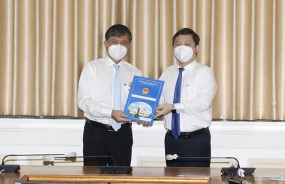 Bổ nhiệm ông Nguyễn Văn Hiếu làm giám đốc Sở GD-ĐT TP.HCM - Ảnh 1.