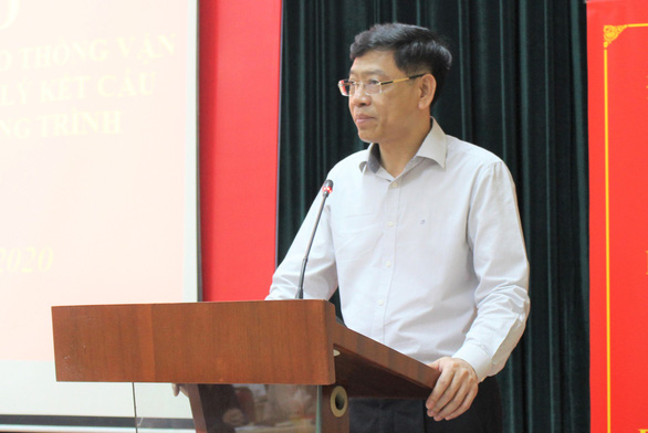 Ông Nguyễn Xuân Sang làm thứ trưởng Bộ Giao thông vận tải - Ảnh 1.