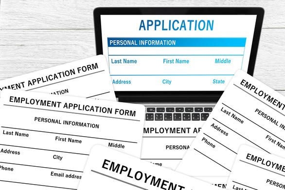 Thời của xin việc online, tuyển dụng từ xa, làm việc ở nhà - Ảnh 1.