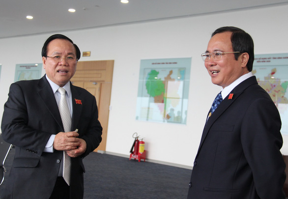 Cựu bí thư, cựu chủ tịch tỉnh Bình Dương và 19 bị can bị đề nghị truy tố vì gây thiệt hại ngàn tỉ - Ảnh 1.