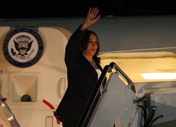 Phó tổng thống Mỹ bắt đầu đi thăm Singapore và Việt Nam - Ảnh 1.