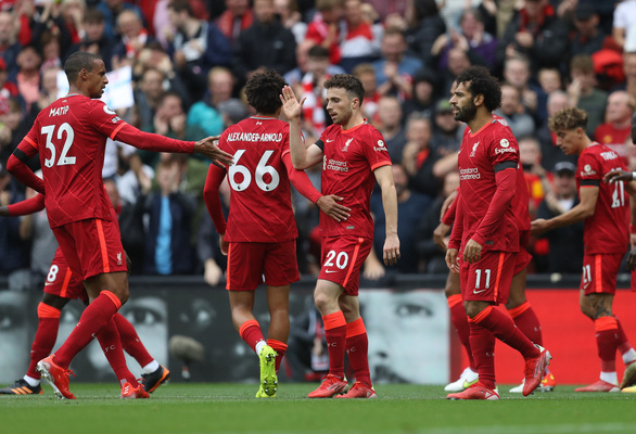 Mane và Jota lập công, Liverpool thắng trận thứ hai liên tiếp - Ảnh 1.