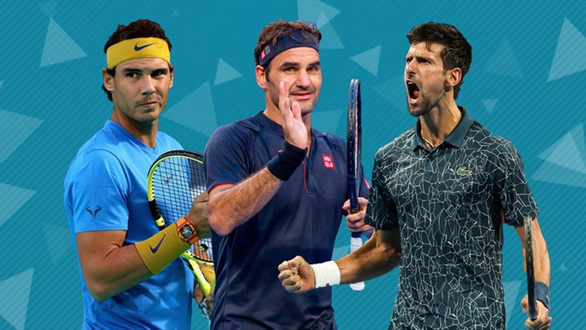 Kết thúc kỷ nguyên Big Three, giờ là kỷ nguyên Djokovic - Ảnh 1.