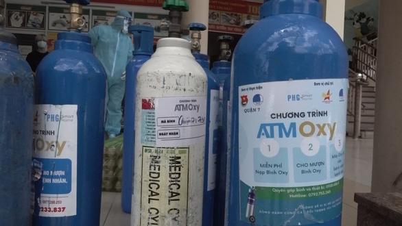 Hỗ trợ 1.000 bình oxy 40 lít cho Sở Y tế TP.HCM - Ảnh 2.