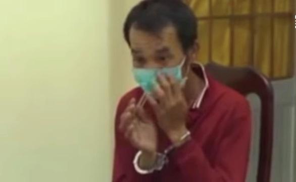 Bắt gã bác họ hiếp dâm bé gái 5 tuổi giữa đồng rồi giết chết - Ảnh 1.