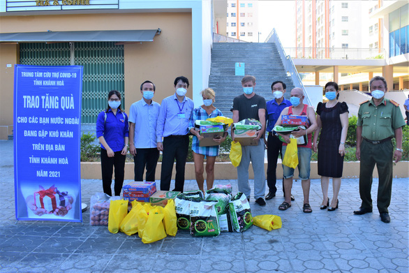 Công dân Nga ở TP Nha Trang: Không ai bị bỏ lại phía sau - Ảnh 1.