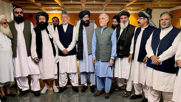 Taliban kêu gọi đoàn kết quốc gia - Ảnh 1.