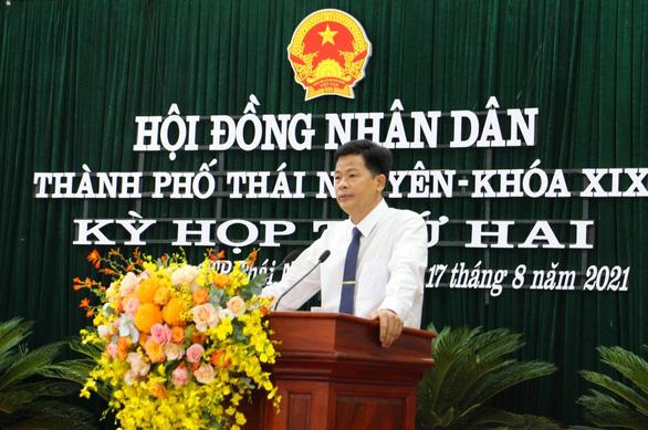 Đề nghị xem xét kỷ luật bí thư Thành ủy Thái Nguyên Phan Mạnh Cường - Ảnh 1.
