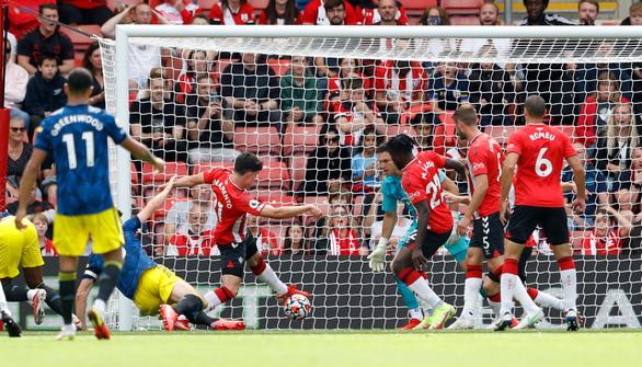Man Utd không thắng nổi Southampton - Ảnh 1.