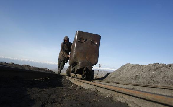 Nguồn khoáng sản 1.000 tỉ USD Taliban thừa hưởng gồm những gì? - Ảnh 1.