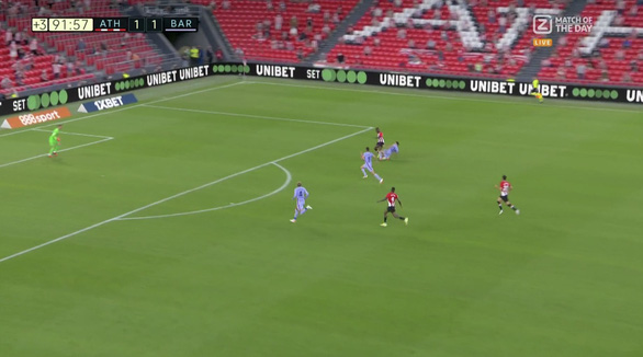 Barca nhọc nhằn chia điểm với Athletic Bilbao - Ảnh 4.