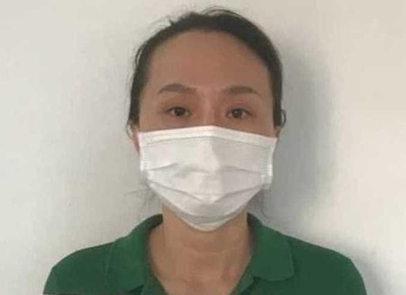 Bắt tạm giam người phụ nữ tổ chức tiêm vắc xin COVID-19 trái phép ở TP.HCM - Ảnh 1.