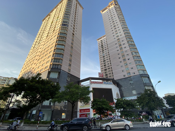 Hà Nội: Chung cư Hancorp Plaza bị cắt thang máy giữa mùa giãn cách - Ảnh 3.