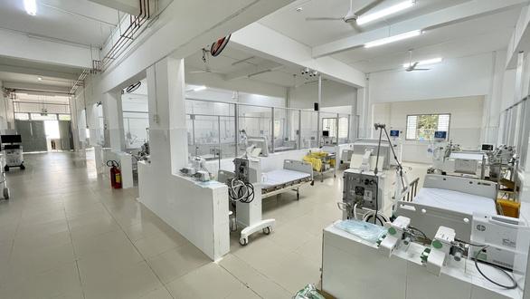 Bệnh viện đa khoa Trung ương Cần Thơ đã kiểm soát được các ca nhiễm COVID-19 - Ảnh 1.