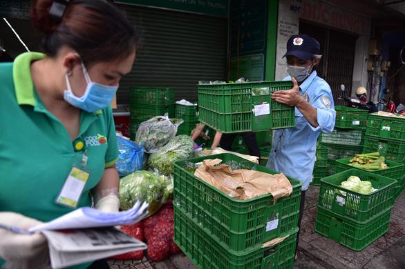 Bộ NN&PTNT và Bộ Quốc phòng lên phương án 2 dù TP.HCM cam kết cung ứng đủ thực phẩm - Ảnh 1.