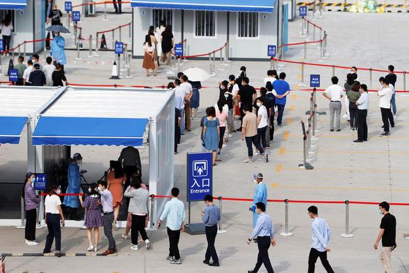 Trung Quốc không có ca nhiễm cộng đồng kể từ tháng 7 - Ảnh 1.