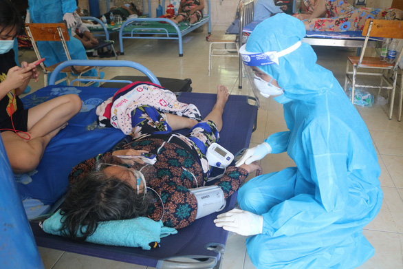 TP.HCM thành lập 135 trạm y tế lưu động trước ngày 24-8 - Ảnh 1.