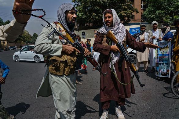 Ông Biden nói Al-Qaeda đã biến mất khỏi Afghanistan, ngoại trưởng Mỹ nói vẫn chưa - Ảnh 2.