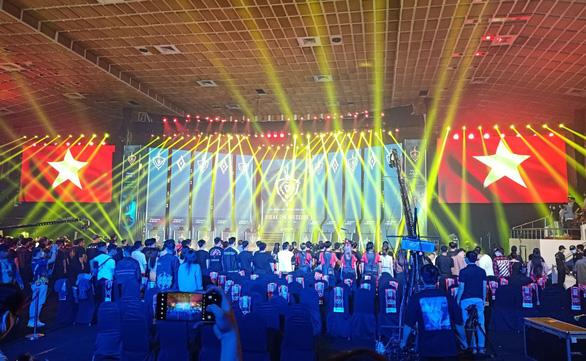 Khởi tranh giải đấu thể thao điện tử chuẩn bị SEA Games 2021 - Ảnh 1.