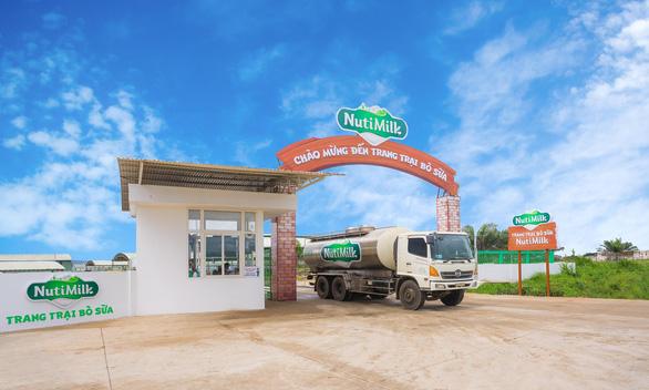 Nutifood trợ giá sữa 50%, đồng hành cùng TP.HCM và Bình Dương vượt dịch - Ảnh 2.