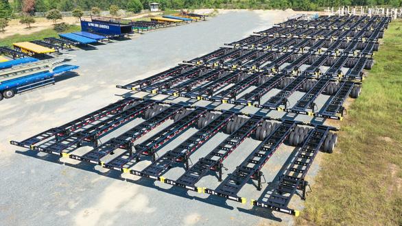 THACO AUTO ký kết xuất khẩu hơn 6.000 sơmi rơmoóc sang Mỹ - Ảnh 1.