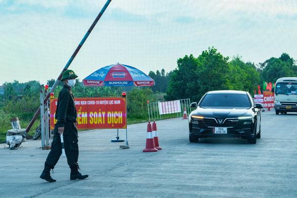 Các ổ dịch ở Bắc Giang đang dần được kiểm soát - Ảnh 1.