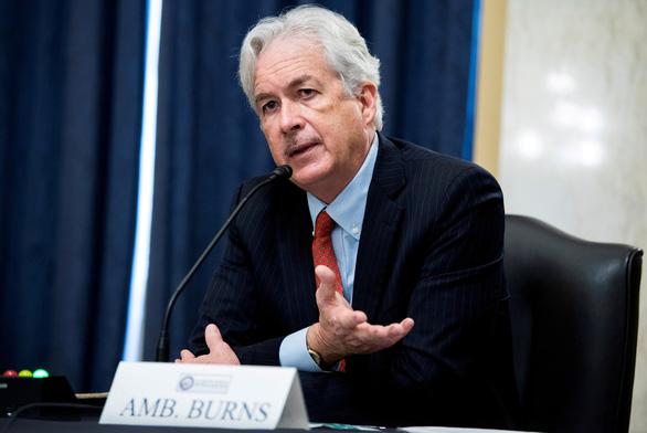 Giám đốc CIA bí mật gặp thủ lĩnh Taliban tại Kabul - Ảnh 1.