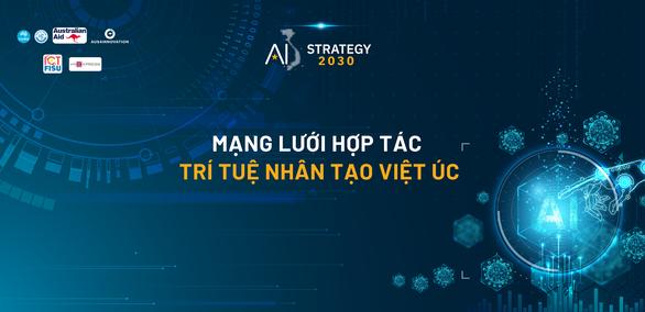 Ra mắt mạng lưới hợp tác trí tuệ nhân tạo Việt Nam - Úc - Ảnh 1.