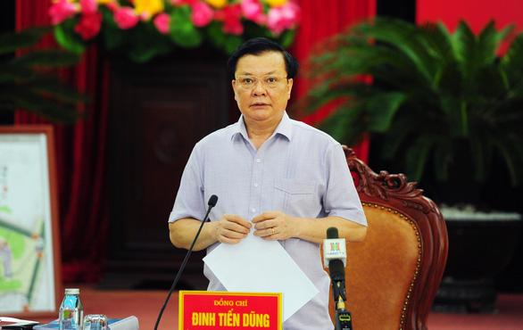 Bí thư Hà Nội: TP đã tranh thủ được thời gian vàng để kiểm soát dịch bệnh - Ảnh 1.