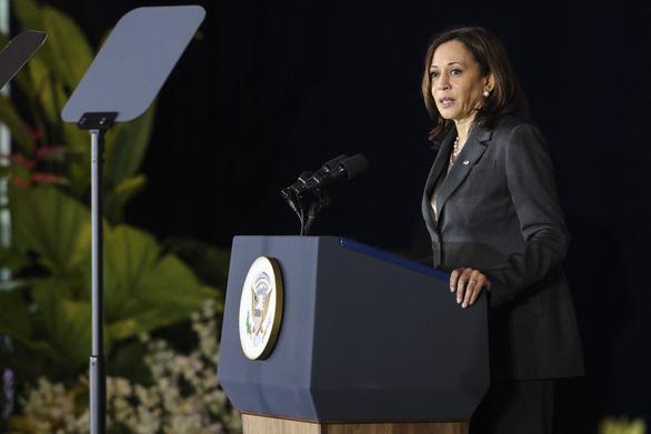 Bà Harris: Mỹ không bắt các nước Đông Nam Á chọn phe - Ảnh 1.
