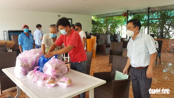 Châu Đốc đưa gần 80 người chạy thận nhân tạo vào khu nghỉ dưỡng - Ảnh 3.