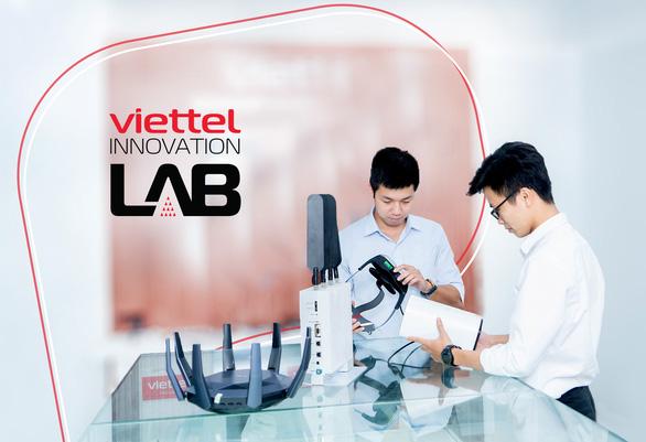 Viettel vận hành phòng lab mở hiện đại miễn phí cho cộng đồng phát triển công nghệ 4.0 - Ảnh 1.