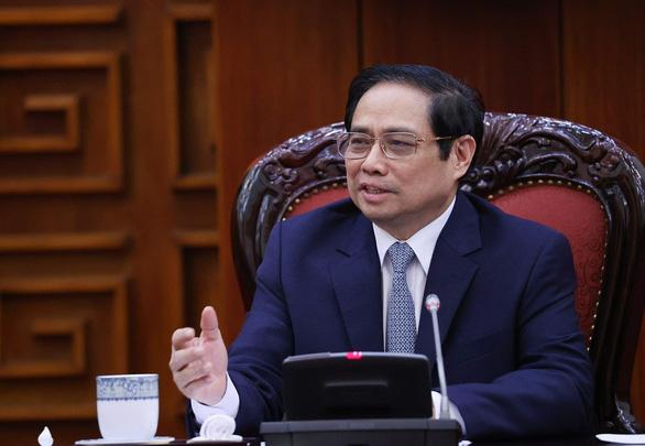 Thủ tướng Phạm Minh Chính tiếp đại sứ Trung Quốc tại Việt Nam - Ảnh 1.