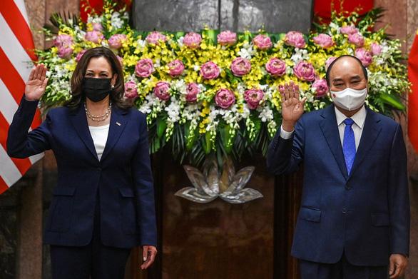 Mỹ ủng hộ một nước Việt Nam mạnh, độc lập và thịnh vượng - Ảnh 1.